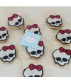 Galletas Decoradas Monster High