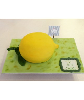 Tarta personalizada The Lemon Tree Education