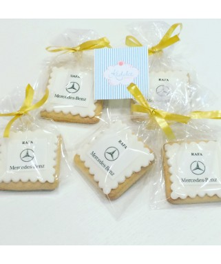 Galletas personalizadas MERCEDES