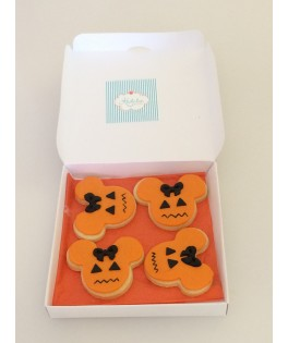 Galletas Decoradas Halloween mod.2