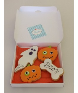 Galletas Decoradas Halloween mod.3